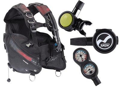 Genesis Scuba Gear Package #60 produced by Genesis by Sherwood