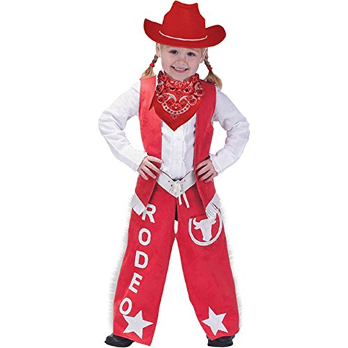 Jr. Cowgirl Kids Costume