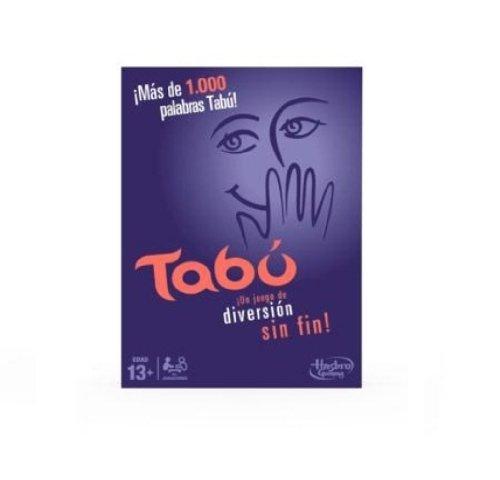 Hasbro Gaming - Tabú, juego de dados (A4626105)