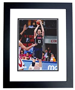 Kevin Love Autographed Hand Signed Minnesota Timberwolves 8x10 TEAM USA Photo - BLACK... by Real Deal Memorabilia