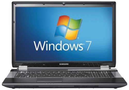 Samsung RF711 17.3-inch notebook PC