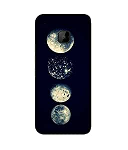 Moons HTC One M9+ Case