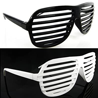 72d36555086 www.lesbauxdeprovence.com NEW 2 KANYE STRONGER SHUTTER SHADES HIP HOP  SUNGLASSES BLACK AND