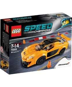 LEGO Speed Champions Mclaren P1 - 75909.