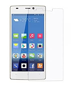 VJOY Antishock Tempered Glass Screen Protector for Coolpad Mega and (Single Front Transparent Screen Protector) Freebies Offer : The Great Grand Diwali Deal (Get a VJOY 5200 mAh Power-Bank BLUE) (1 Year Replacement Guarantee, Li-ion Battery, Long Battery-Life) worth Rupee 1599/- absolutely free with Screen Protector)