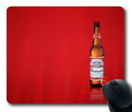 fashion-design-food-and-drink-series-budweiser-oblong-mouse-pads-standard-rectangle-gaming-mousepad-