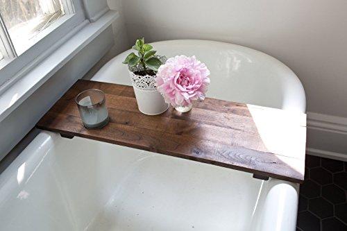 rustic-wood-bathtub-tray-walnut-bath-tub-caddy-wooden-bathtub-shelf-computer-desk-gaming-board-clawf