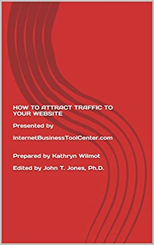 how to get your website noticed book
