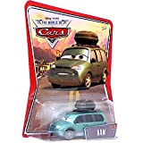 Disney Pixar Cars Series 3 World Of Cars - Mini Van