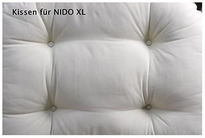 Jobek Nido XL Kissen für Hängesessel von Jobek bei Gartenmöbel von Du und Dein Garten