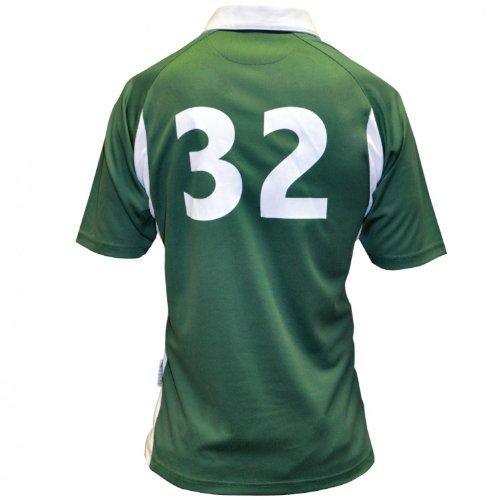 Croker Men's Ireland Mesh Rugby Jersey burroughs billy watson s croker sack