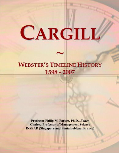 cargill-websters-timeline-history-1598-2007
