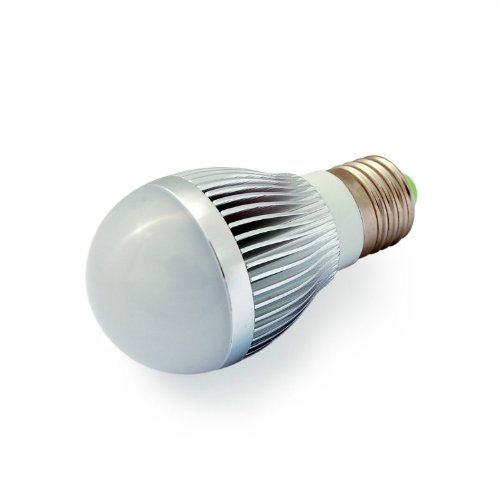 Liroyal E27 5W 12V High-Power Warm White Light Bulb