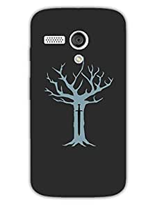 Moto G Back Cover - Game Of Thrones - The Tree and Gods - Designer Printed Hard Shell Case