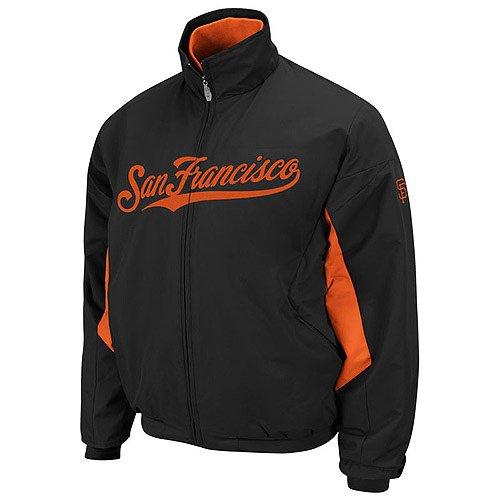 San Francisco Giants Authentic Black Triple Peak Premier