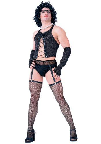 Forum Novelties Mens The Rocky Horror Picture Show Frank And Furter Costume