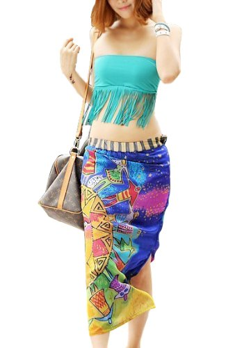 Waooh - Swimwear - Sarong Multicolored