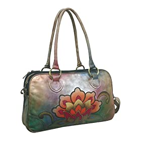 Anuschka Lotus Satchel