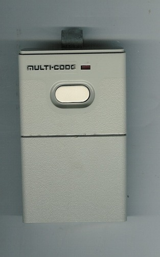 Linear 3089 1 Channel Visor Transmitter Garage Door