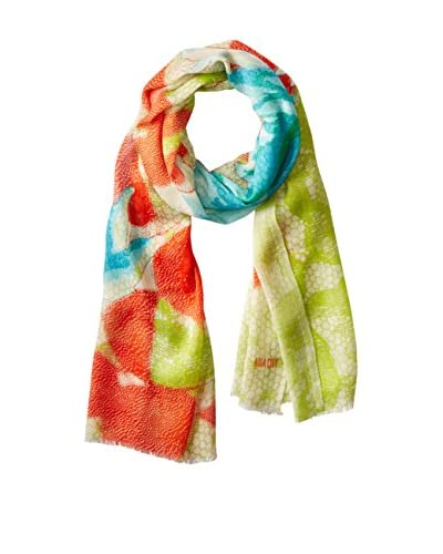 Saachi Women's Waimea Scarf, Lime/Green