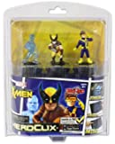 Marvel Wolverine and the X-Men HeroClix TabApp, 3-Pack