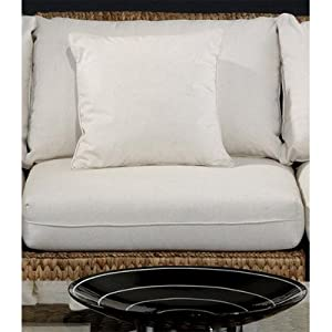 DO NOT SET LIVE!Seagrass Armless Sectional Chair with Cushions Color: Patriot Blueberry