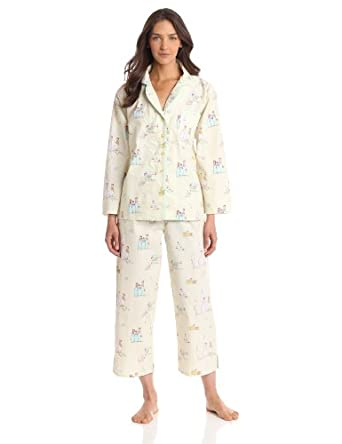 Munki Munki Women's Pajama Set, Brides, Small