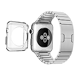 Minisuit for Apple Watch 42mm - Crystal Clear Air TPU Case