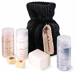 Scottish Fine Soaps Highland Aromatics Woolly Bathers Bag Gift Set