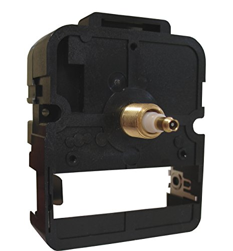 Takane Clock Movement Extra Spacing High Torque - Non-Pendulum - For Large Hands - Clock Repair Kit - (Extra Large Clock Hands Kit compare prices)
