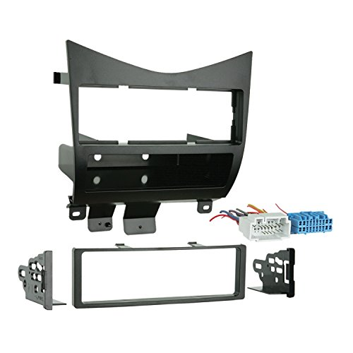 Metra 99-7862 Lower Dash Single DIN Installation Kit for 2003-2004 Honda Accord with Wire Harness (Metra Dash Kit Honda compare prices)
