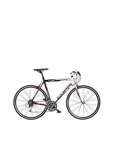 Fausto Coppi Bicicleta Ibrida Multicolor
