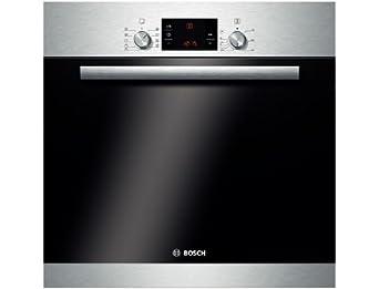 Bosch HBA33B150 Einbau-Elektro-Backofen / A / Schwarz / Vario-Kleinflächengrill / Pizzastufe
