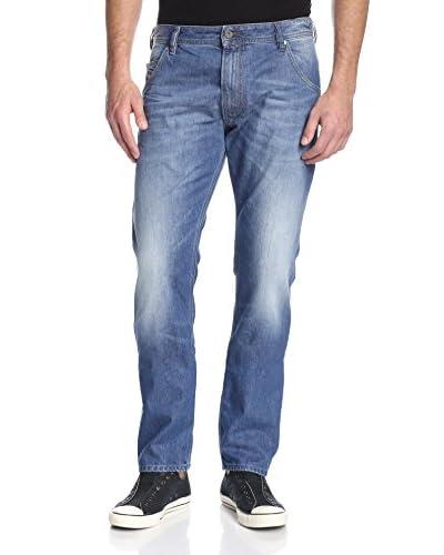 Diesel Men's Krooley Tapered 5 Pocket Jean