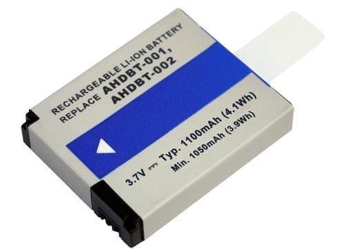 1100mAh-370V-Li-Ion-Akku-AHDBT-001-AHDBT-002-AHDBT001-AHDBT002-Ersatz-fr-Camcorder-GoPro-HD-Hero-HD-Hero2