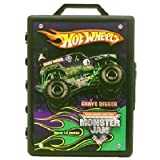 Hot Wheels Monster Jam Truck Case