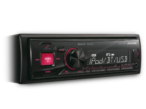 Alpine-UTE-72BT-Digital-Media-Receiver-mit-Bluetooth