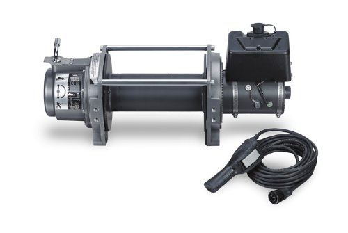 Warn 30284 Series 9 Industrial Dc Electric Winch