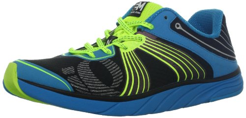 Pearl Izumi Men'S Em Road N 1 Running Shoe,Electric Blue/Yellow,14 D Us