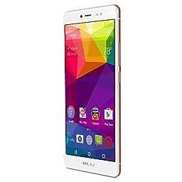 BLU Life One X - 4G LTE Smartphone - GSM Unlocked - White