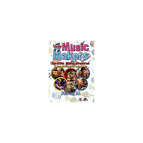 Tune Buddies Music Makers: An Introduction To The Instruments (Dvd) front-997312