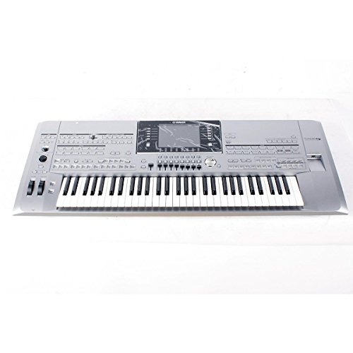 Yamaha Tyros5 61-Key Arranger Workstation Regular 888365238760