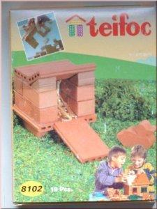 Teifoc 8102 Duck House Building Set - 1