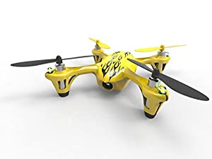 Hubsan X4 H107C 2.4G 4CH RC Quadcopter Kit with Camera, Includes Bonus Battery, Yellow/Black, Exclusive Limited Edition Color by Hubsan