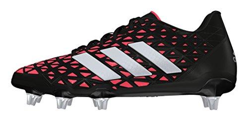 adidas Uomo Kakari Elite Sg Scarpa da rugby nero Size: 46