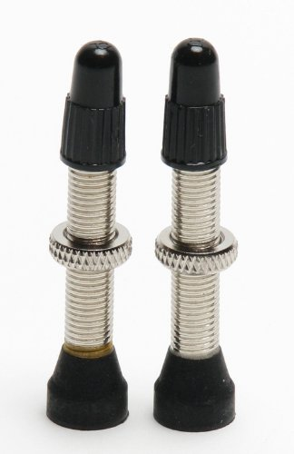 Stans No Tubes 35mm Presta Universal Valve Stem (Carded Pair for Mountain)