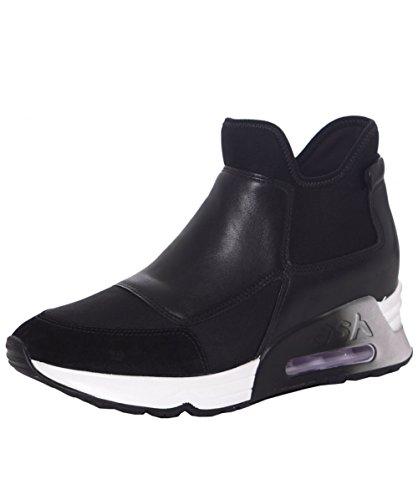 Ash Da Donna Lazer Mid-scarpe da ginnastica 36 Nero