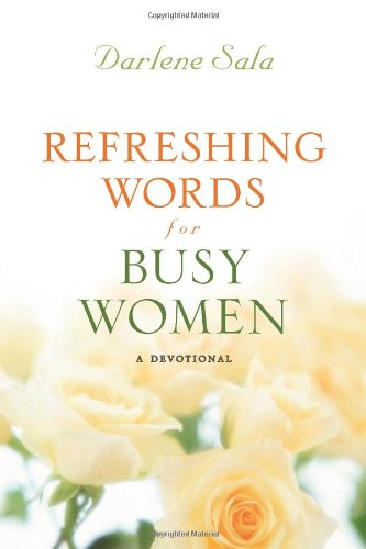 Image for Refreshing Words for Busy Women