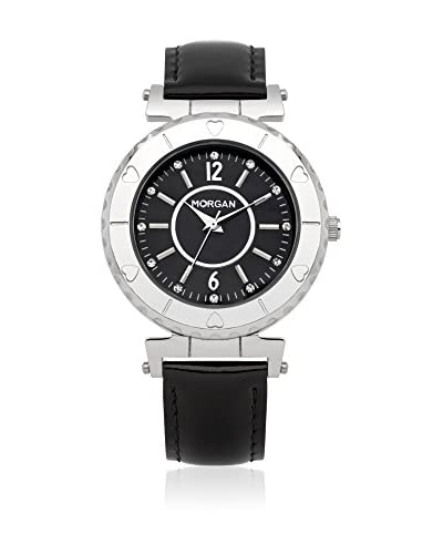 Morgan de Toi Reloj de cuarzo Woman M1124B Negro 42 mm