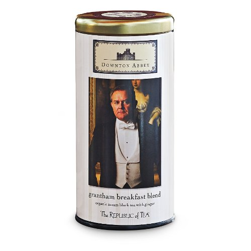 Republic of Tea Downton Abbey Grantham Breakfast
